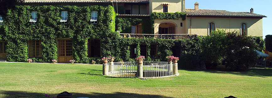 The Biondi Santi estate: where the Brunello story goes back to