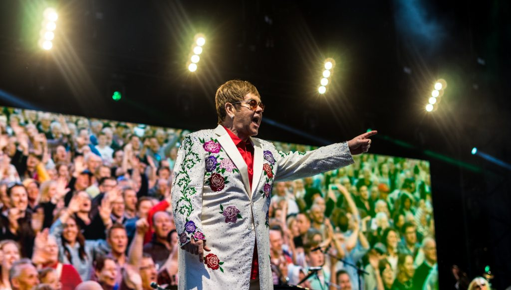 C&B's hospitality work is taking them into new areas such as their contract deal to supply The Stoop, home of Harlequins rugby club, which also hosted Elton John's recent concert