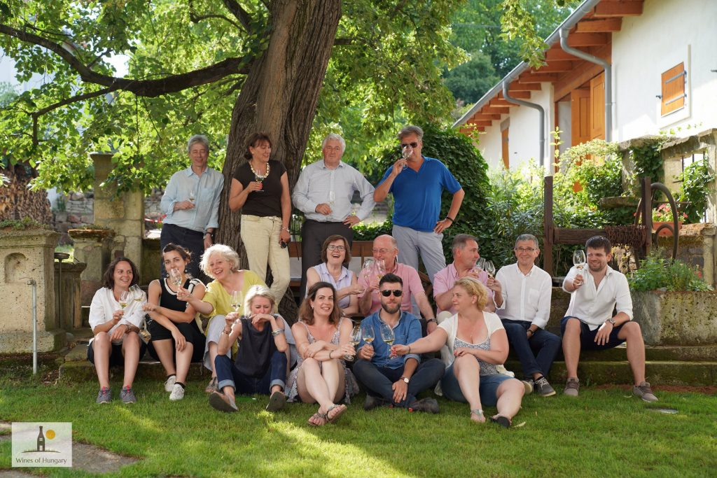 Peter McCombie was part of the recent wine buyers and press study tour to Hungary