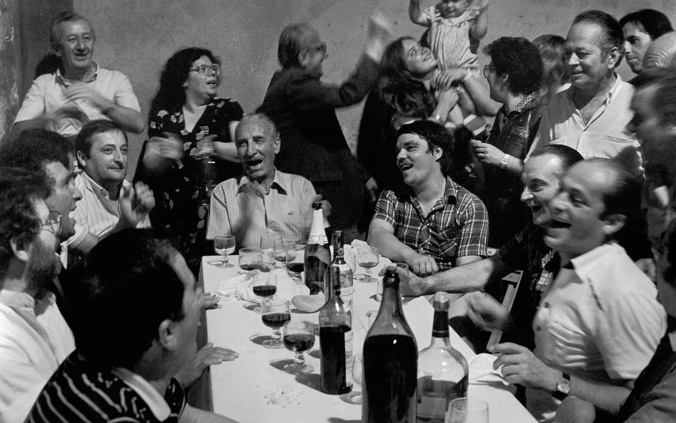 Is there anything better than a big Italian dinner with friends?