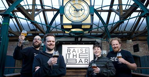 Four breweries that won a national competition to be at the show will be pouring beers in the Raise the Bar area featuring Boxcar, Burnt Mill Brewery, Unity Brewing Co, and West by Three Brewing Co.