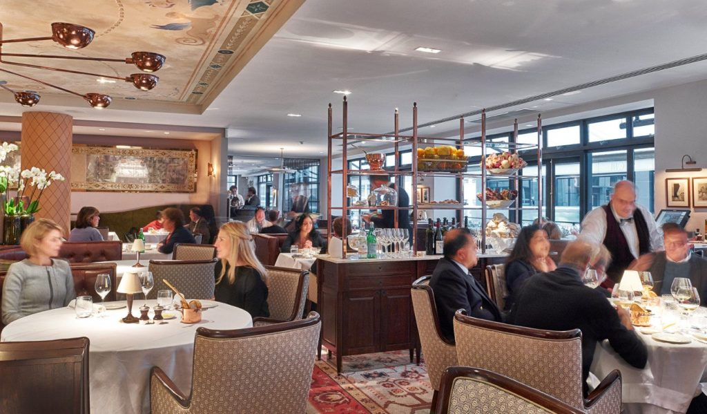 The increase in the number of premium end Italian restaurants like Sartoria has helped distributors become more ambitious in their ranges