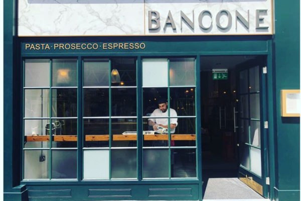 Italian restaurant Bancone in Covent Garden is Jason Myers latest restaurant