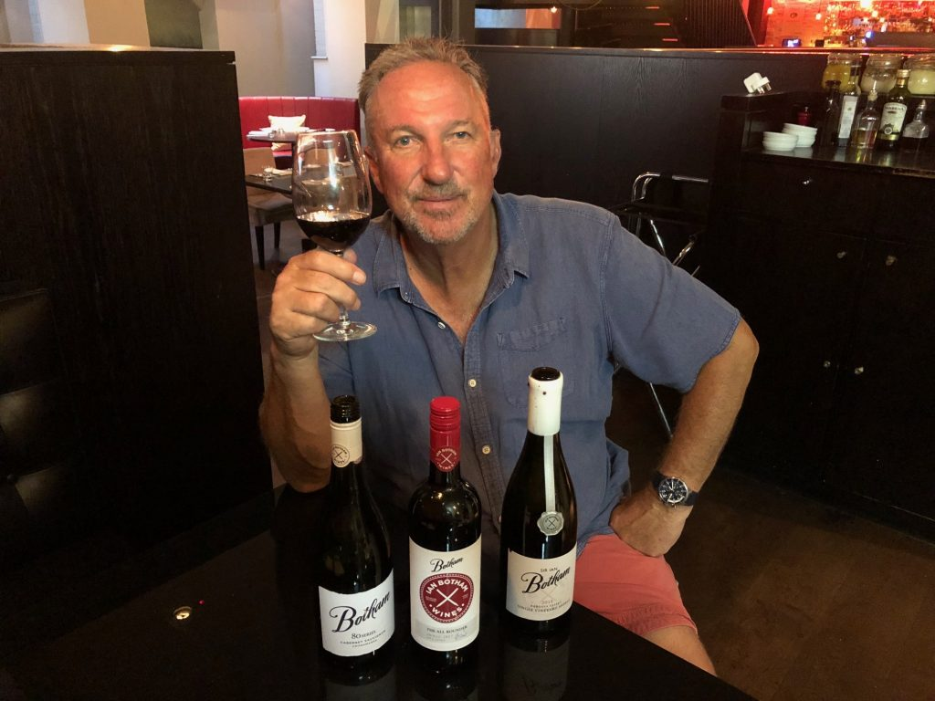 Sir Ian Botham sat down with The Buyer to talk through the 40 plus years when wine has been his biggest hobb and passion outside of cricket