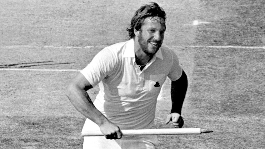 The Botham Series range highlight significant moments in Botham's career like his heroic performances in the 1981 Ashes
