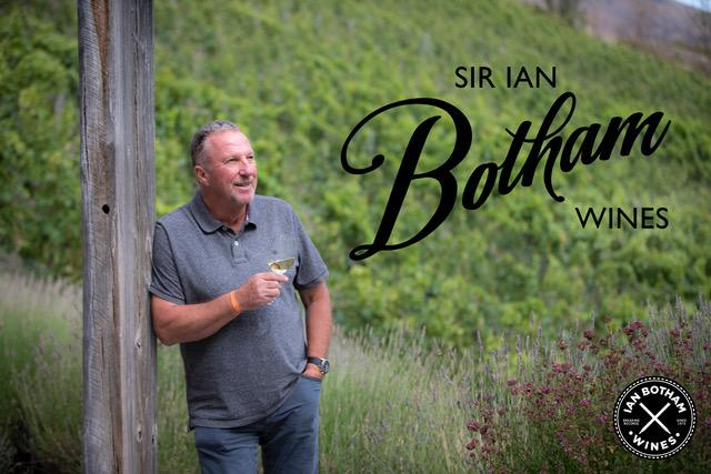 Botham says he wanted to make wines that he would open on his own dinner table