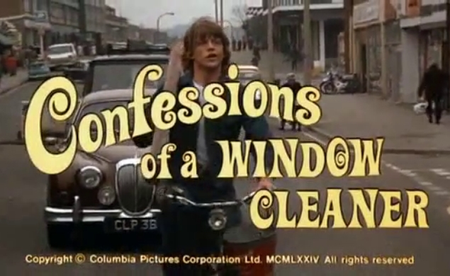 It's a toss up between Confessions of a Window Cleaner...and Godfather Part 2.