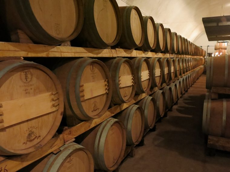 Cramele Recas has had to invest over €10m to keep up with demand for its wines