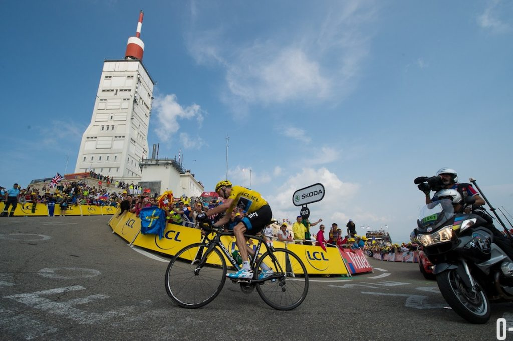 Tour de France 2013 - Stage 15 - 242.5KM - Givors to Mont Ventoux