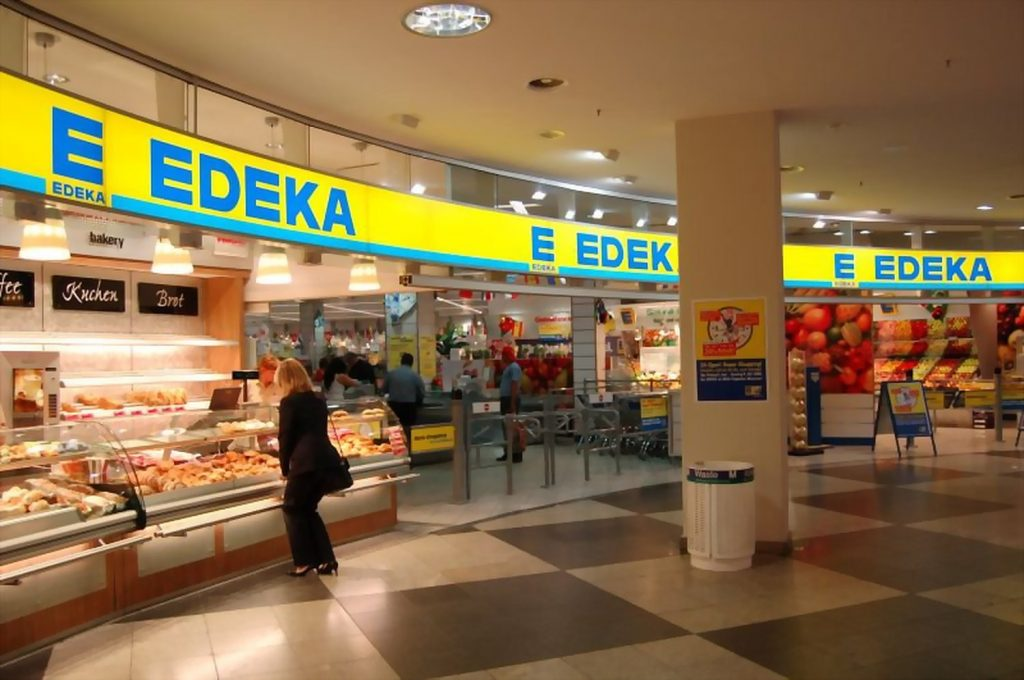 Cramele Recas is working well with chains like Edeka in Germany