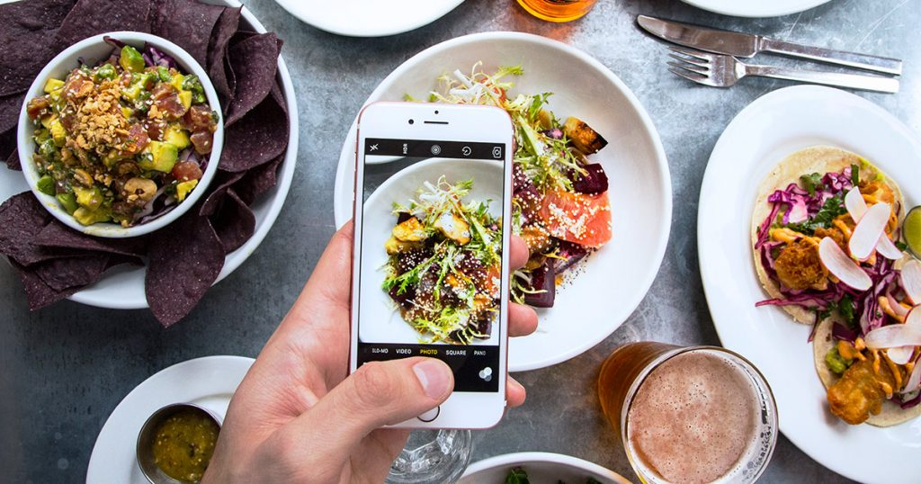 "Younger consumers, diners and drinkers want to go out and find ""Instagram"" moments"