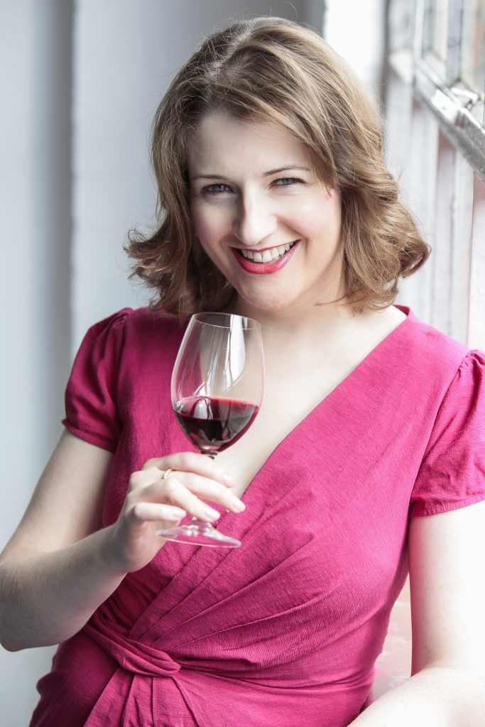Anne McHale, MW, who has overseen the wine list at the Coral Room, with special focus on English sparkling wines