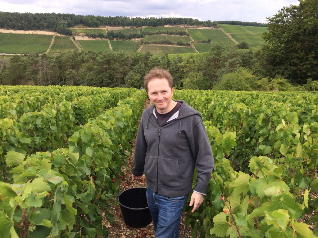 Christian Holthausen says Champagne has to respond to the challenges of climate change