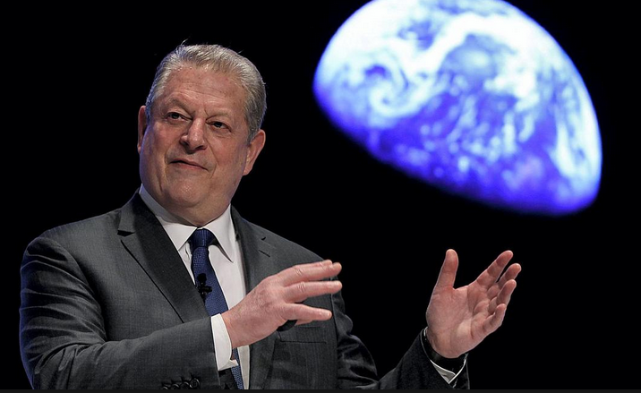 Al Gore is going to the be keynote speaker at next's years Climate Change Leadership summit