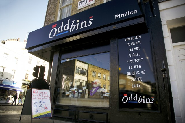 Oddbins sees brands as being a key driver for California and is working with Gallo's extended premium US wine selection