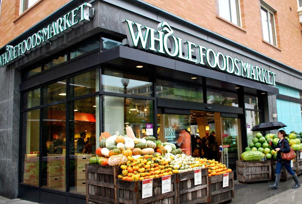 Wholefoods, which will be stocking Hattingley's wine in 400 of its stores in 40 US states