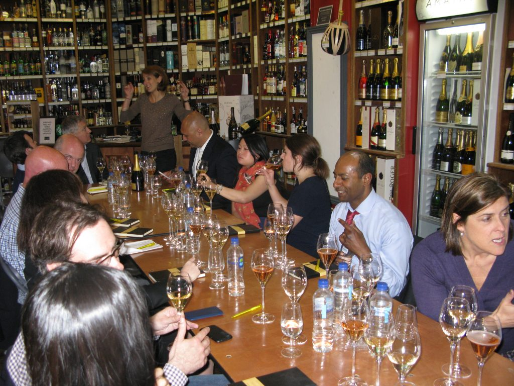 The Amathus shops are also designed to also act as event spaces too with a constant stream of masterclasses and tastings