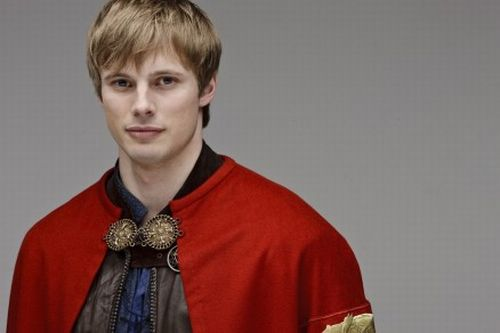 Peter Stafford-Bow quite likes the idea of Bradley James playing his hero Felix Hart in any film versions of his book