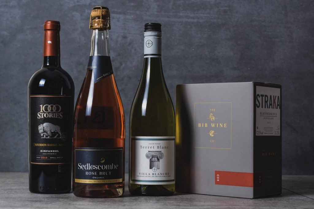"The shortlisted wines in the ""Out of the Ordinary"" category sponsored by The  Buyer"