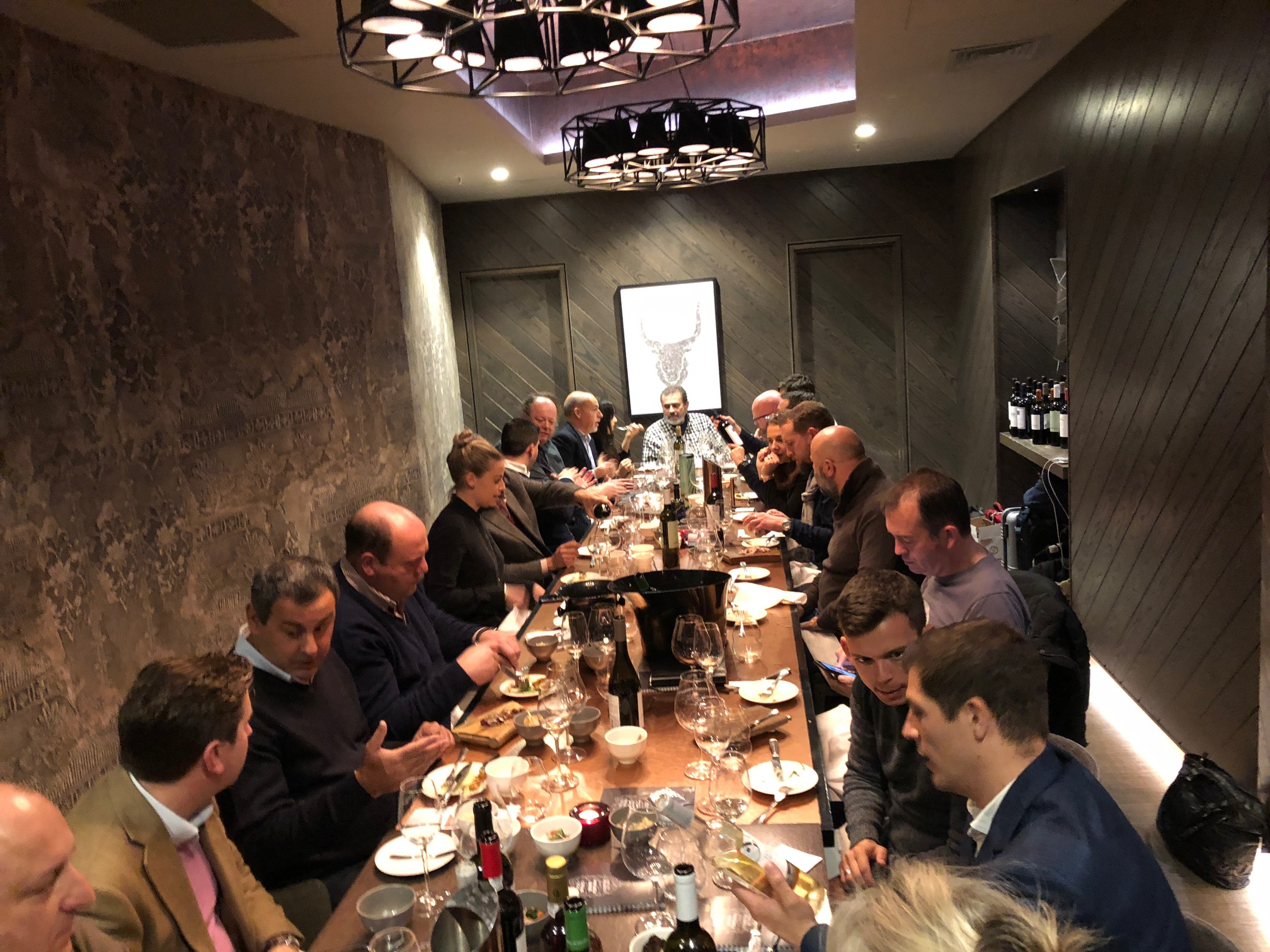 The Douro Valley debate was a chance for key UK buyers and wine consultants to assess their opportunities for the UK market