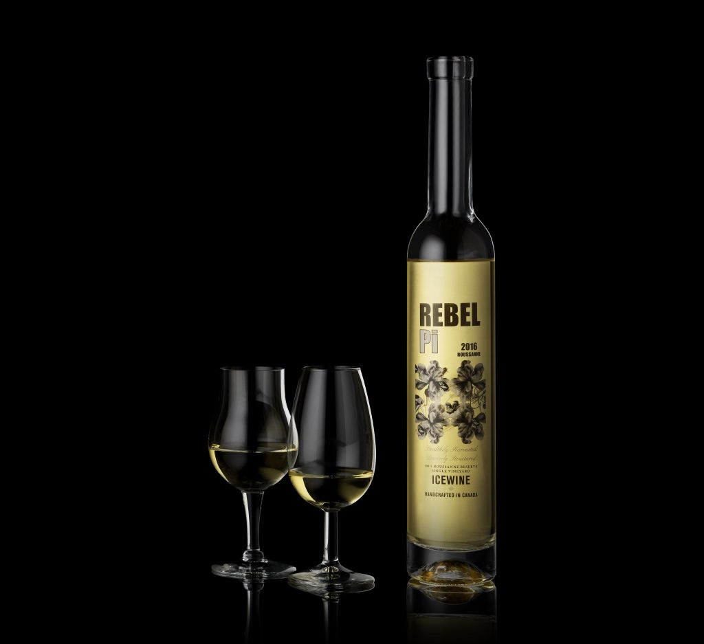 Jackie Fast hopes she can create fresh interest in ice wine with her new Rebel Pi brand
