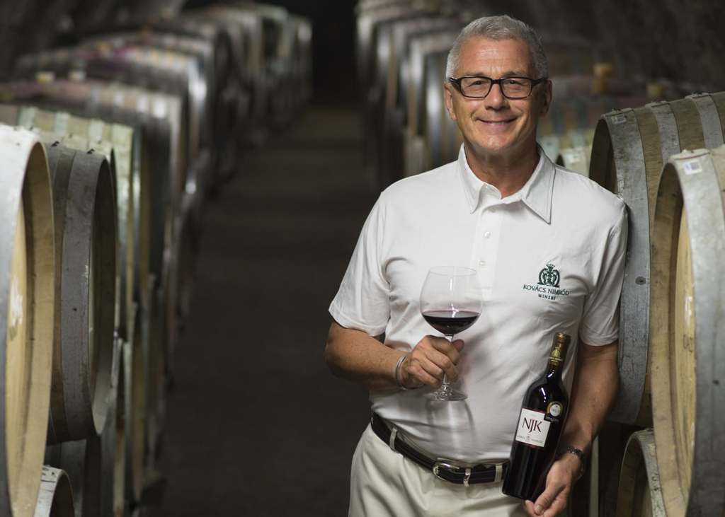 The Nimrod winery is looking to make the best of international and local varieties at the winery