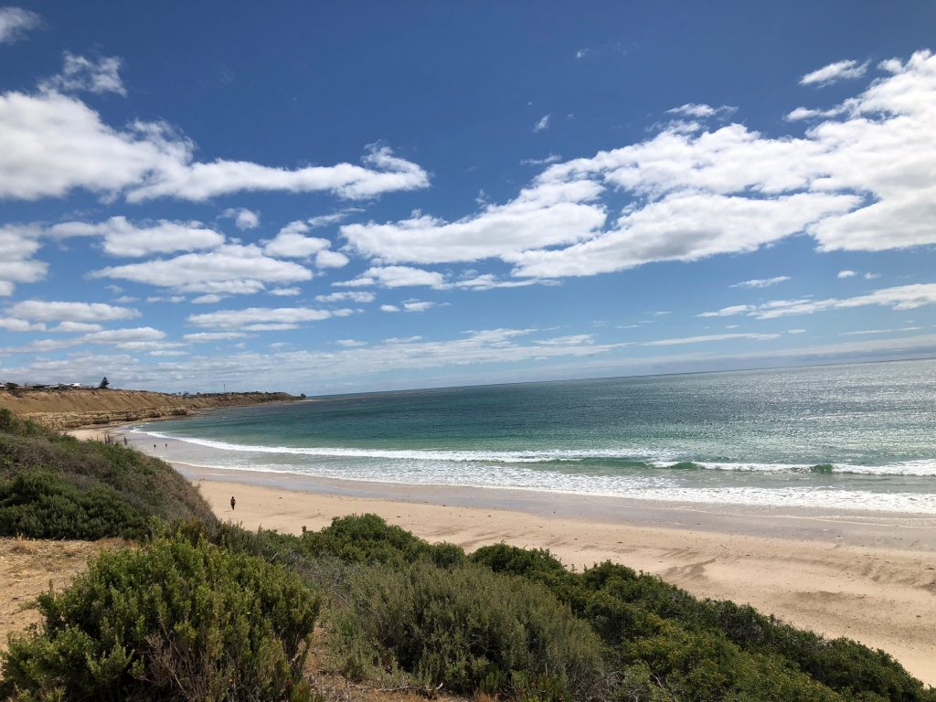 Great for surfers and for winemakers alike: the influence of the sea is paramount in the McLaren Vale
