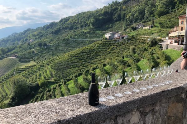 David Gleave, managing director of UK based Liberty Wines, reports growing demand for Prosecco Superiore
