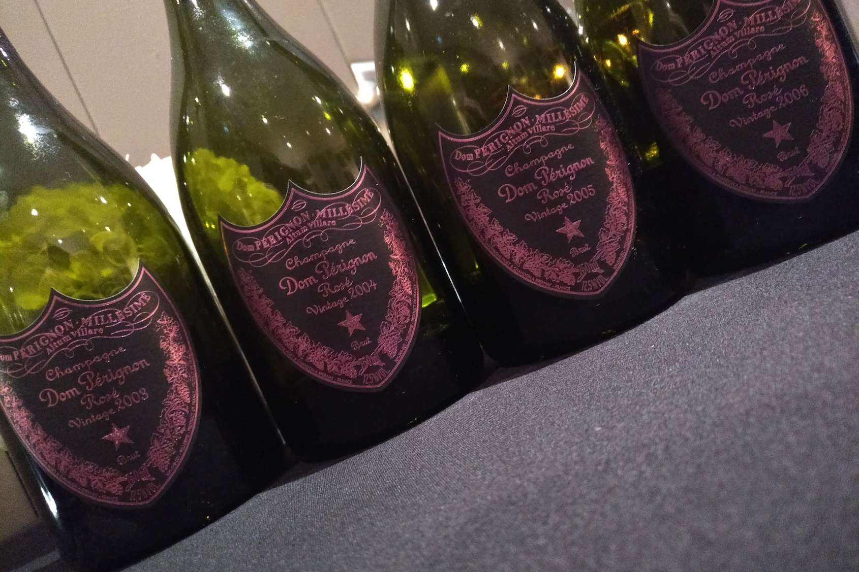Dom Perignon Rose 2006 So What Does The New Vintage Taste Like