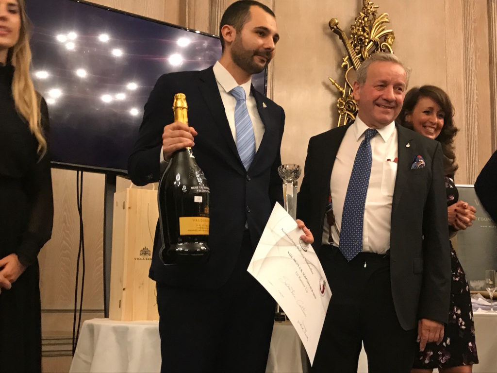 UK Sommelier of the Year