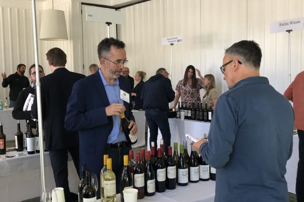 The Essential At Home tasting is California's response to not being able to host in venue tastings - or like here the chance for UK buyers to actually travel to California to meet producers