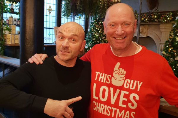 danny spencer simon rimmer