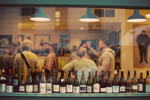 Events like the Real Wine Fair are attracting a younger crowd to wine events