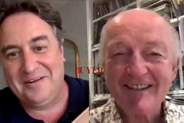 Richard Siddle was able to spend some time with Oz Clarke on Zoom last week for The Buyer's latest video interview