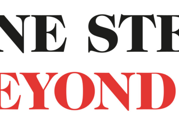 one step beyond logo new