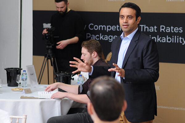 Sid Patel, founder of the London Drinks Competitions, says he wants to do what he can to help producers promote the products that win awards to their consumers