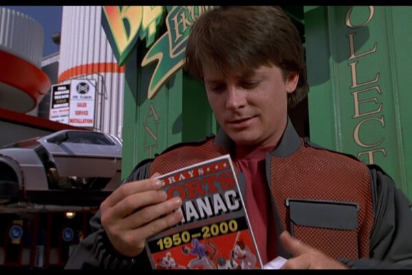 back to future almanac