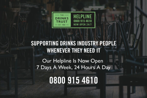 drinks trust helpline