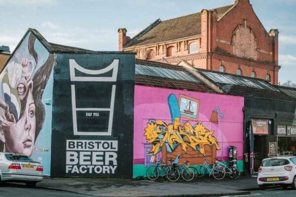 The Bristol Beer Factory has brought brewing back to the heart of Bristol