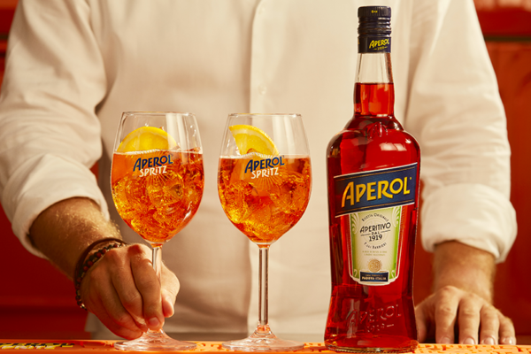 Aperol Spritz came from nowhere to create a drinks category of its own