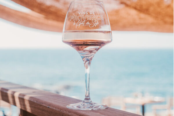There is nothing quite like a nice cold glass of Provence rosé to enjoy whatever kind of day you have had