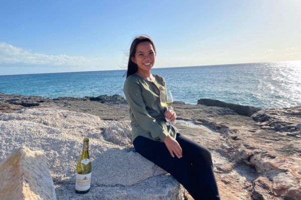 Sommelier Winnie Toh, currently working in Turks & Caicos, won the Golden Vines Master Sommelier Scholarship