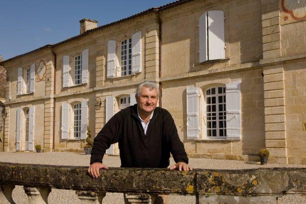 Pierre Seillan Balcony