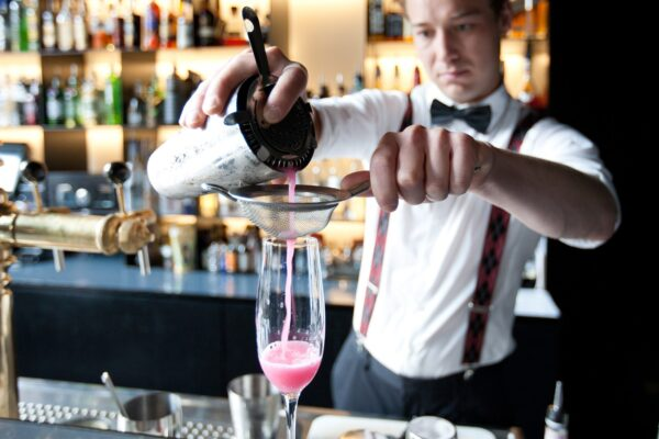 78% of bars now have a cocktail list up from 66% the previous year