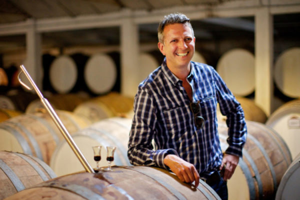 Tim Wildman MW is a winemaker in his own right and also runs the James Busby wine tours to Australia