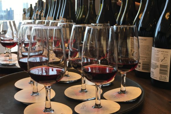 The LWC will initially judge wines blind before going on to assess the bottle, packaging and design