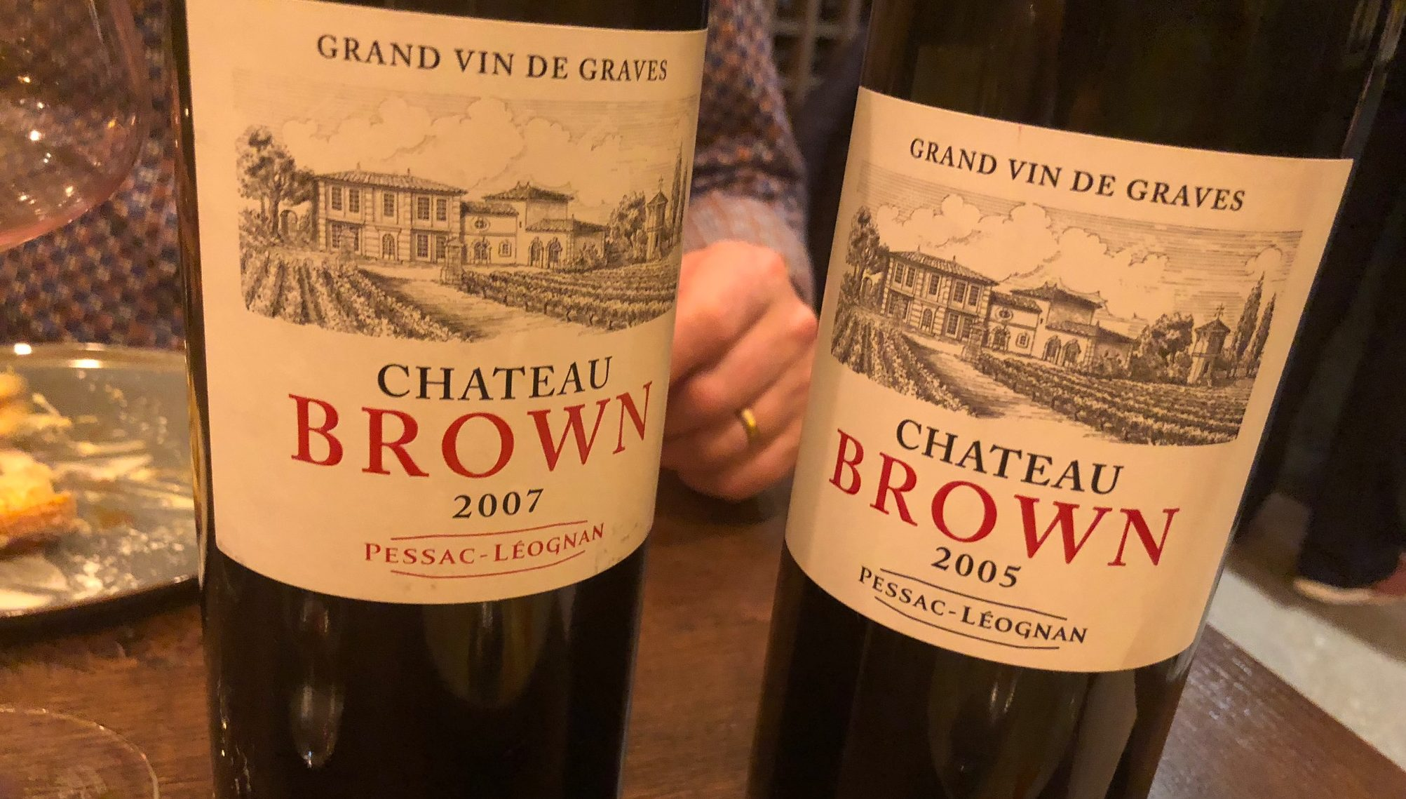 Chateau Brown