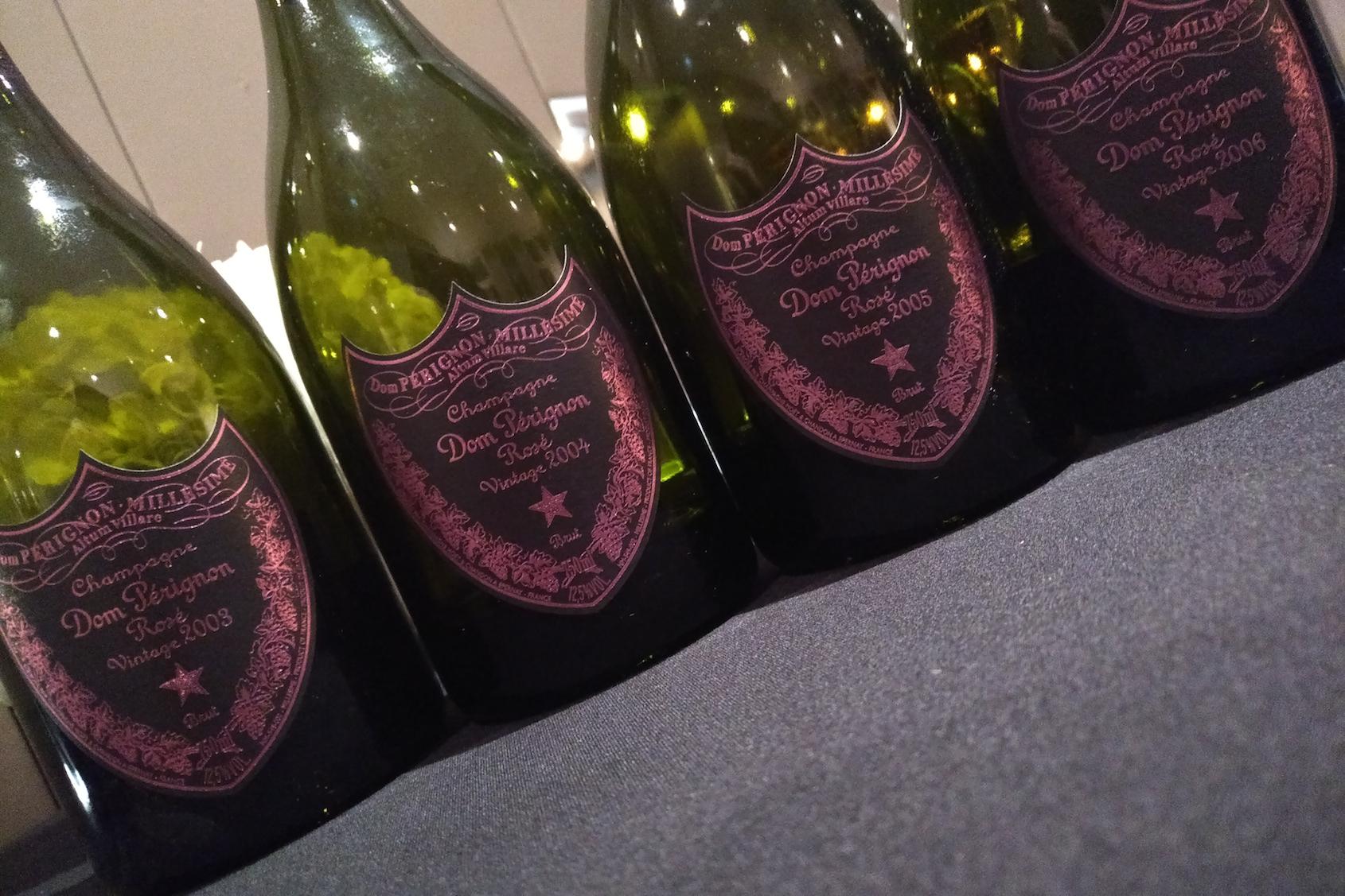 Dom Pérignon Rosé 2006