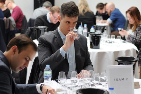 A top line up of bartenders and bar managers took part in the judging.