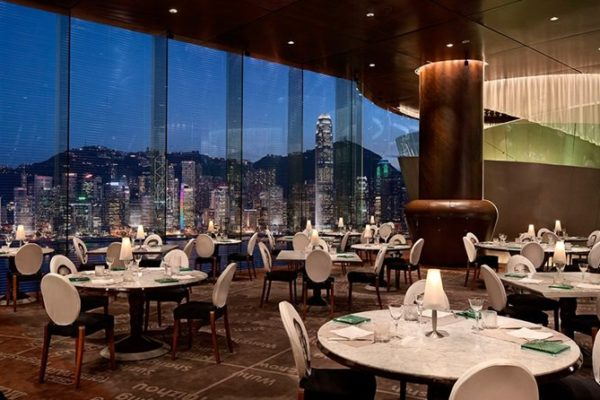There is huge demand for fine dining and fine wines in Hong Kong